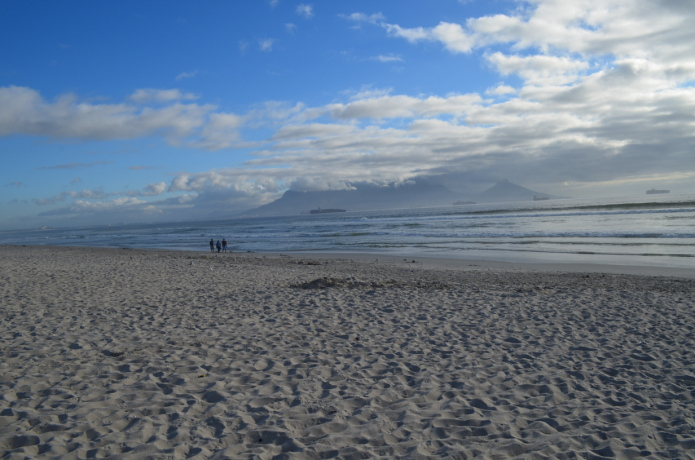 What to do in Bloubergstrand