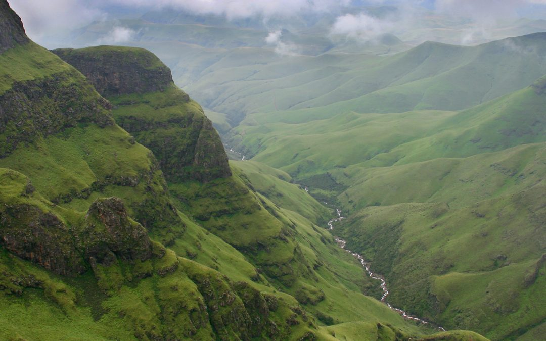 Drakensberg: family holiday destination
