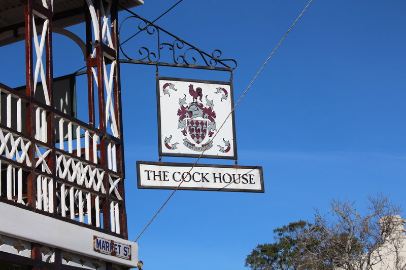 The Cock House
