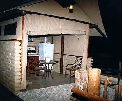 Kalahari Tent Camp Kgalagadi Park Kgalagadi