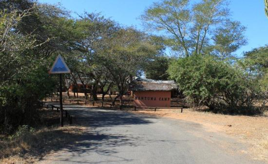 Mantuma Camp - Mkuze Game Reserve