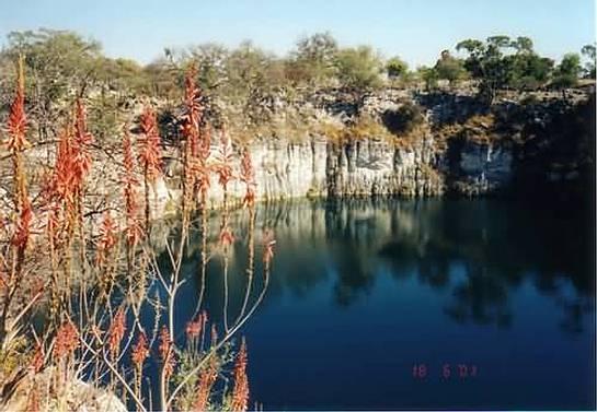 Outjo - gateway to Etosha