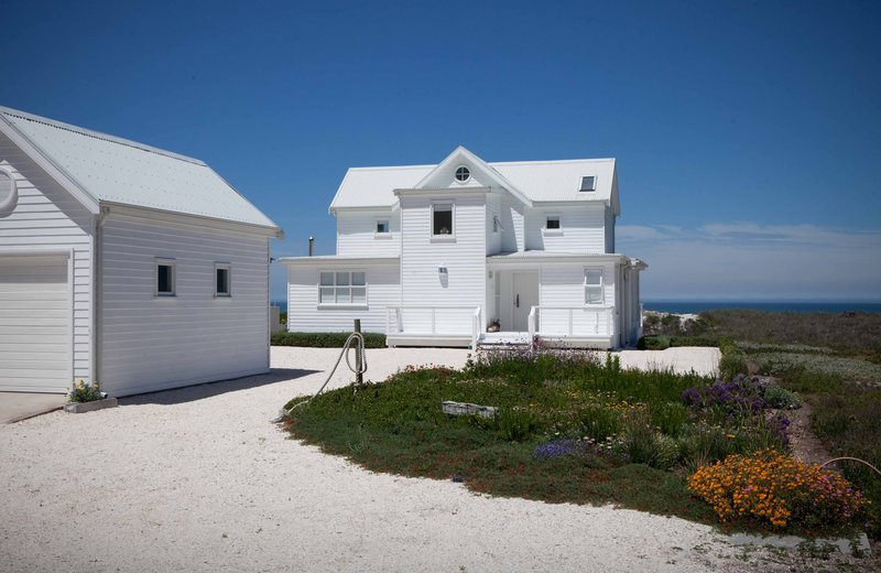 White House Beach Villa Yzerfontein