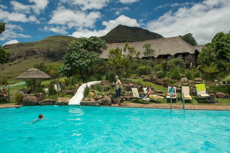 Cathedral Peak Hotel Central Drakensberg