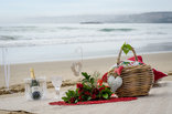 African Oceans - Manor on the Beach - Beach Picnic Set Up