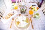 TshiBerry Bed & Breakfast - Breakfast Table Setting