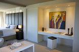 Cape Vermeer - Sea view Suite desk