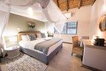 Bushbaby River Lodge - Rhino Room