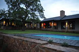 Shakama Game Lodge - Valley Lodge Front
