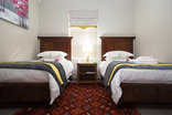 Castello Guesthouse - Single Twin Room - Room 1 - Yellow