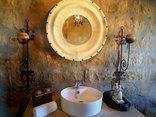 Affi Lande Boetiek Guest Farm - Bloureen: Bathroom 1