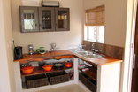 Shakati Game Reserve - Kitchen