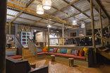Zululand Lodge - Lounge and dining