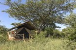 Zululand Lodge - Individual tented rooms
