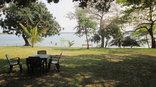 Villa N'Banga - tent view