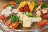 14 on Klein Constantia - cheese selection