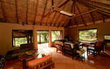 iKhaya LamaDube Game Lodge - WIFI-Lounge