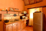 iKhaya LamaDube Game Lodge - Rondavel Kitchenette
