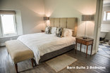 White Water Farm - Barn Suite bedroom