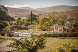 White Water Farm - Pool area
