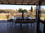 Cycad House - Patio Dining