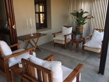 Cycad House - Patio Seating