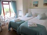 Mermaid Guest House - Room 2 - Captains Quarters