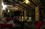 Maputaland Guest House - Outside Lounge area