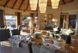 Nambiti Plains Private Game Lodge - Lounge Area