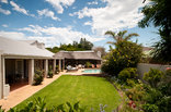 The Robberg Beach Lodge - Cottage Pie rooms and pool