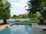 Oxbow Country Estate - Pool area