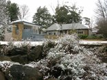 Qambathi Mountain Lodge - snow in winter