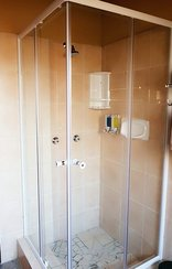 Ivory Sands Safari Lodge - Shower in double room