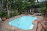 African Dreamz Guest House - Pool area