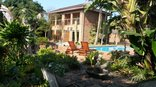 DuneSide Guest House - Pool and Garden