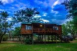 Simunye Country Club - Log Cabin