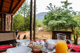 Shikwari Game Reserve - Set for Breakfast at Shikwari Suites