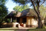 nDzuti Safari Camp - Free standing two room chalet