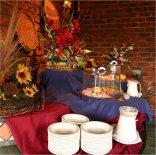 Manyane Resort - Buffet meals