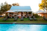Klein Welmoed Luxury Guest House - Manor House and Pool