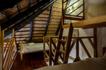 Khaya La Manzi Guest Lodge - Family 4 loft beds
