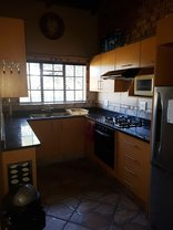 Big Boma Guest House - Chalet kitchen
