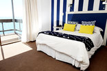 Hoedjiesbaai Hotel - Deluxe double room with balcony and sea view