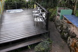 Queensburgh Bed and Breakfast or Self Catering - Outdoor jacuzzi bath and sundeck