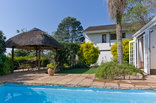 Shenindor B&B and Self Catering - Pool with Gazebo.