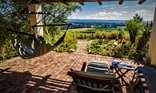 Hitgeheim Country Lodge - Superior Deck & View