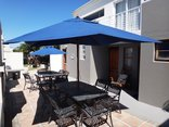 Die Rotse Host House & Self-Catering - BBQ area on sun deck