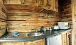 The Log Cabin - The Pallet Room