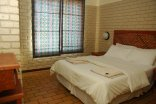 Bakgatla Resort - Bedroom with double bed