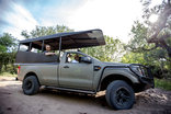 Royal Thonga Safari Lodge - Game Drive Vehicle